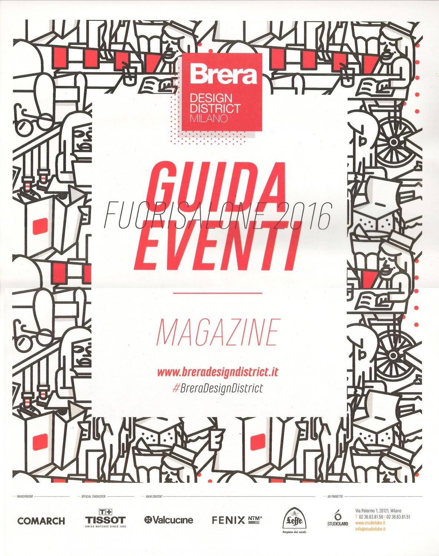 2016 04 Brera magazine copertina