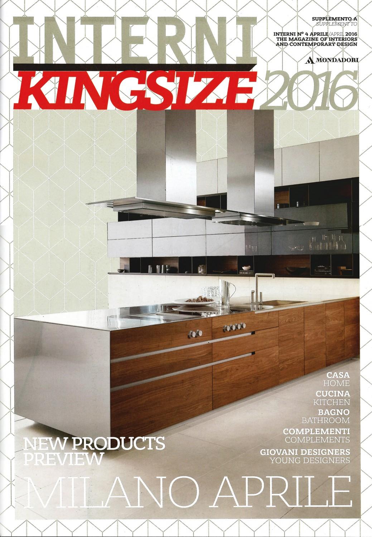 2016 04 Interni kingsize copertina